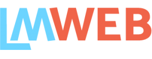 Logo agence web basée à Perpignan LMWEB