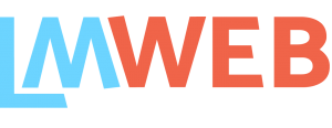 Logo agence web basée à Perpignan LMWEB - Grand format