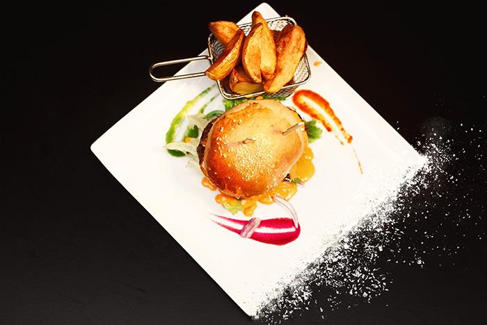 Exemple de photos pros client 2 - Burger