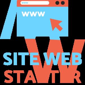 Création de site web Offre Starter - Agence web LMWEB