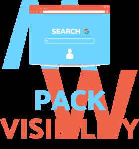 Référencement Google Pack Visibility SEA