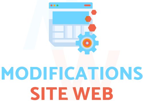 Modifications Site Web