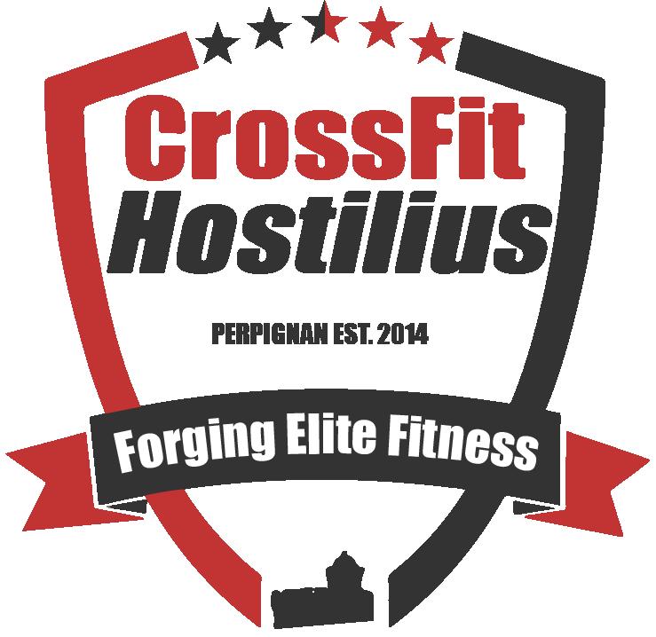 Logo CrossFit Hostilius - Box de CrossFit à Cabestany