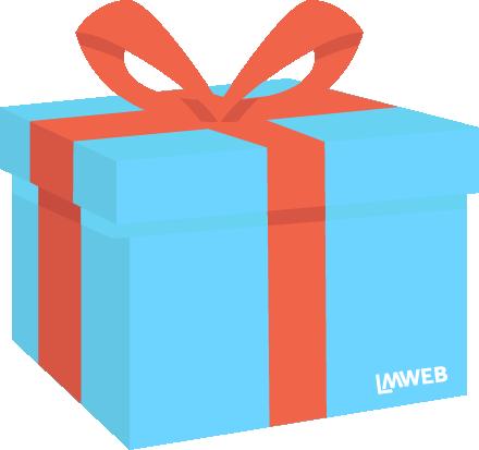 Cadeau parrainage - Agence web LMWEB