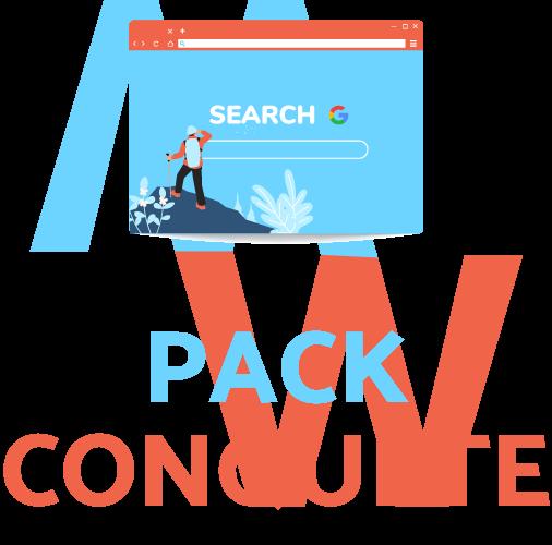 Pack Conquête Référencement Payant Google Ads