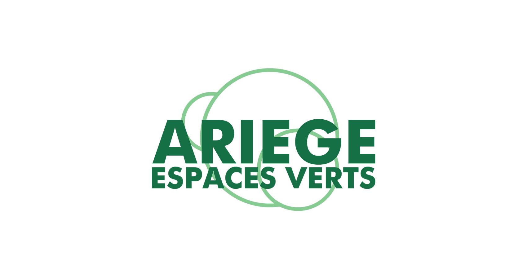 Création Logo Ariège Espaces Verts