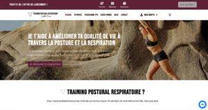Création site ecommerce Laetitia Esencia